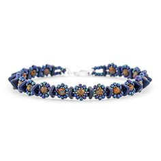Triple Crown Bracelet | Fusion Beads Inspiration Gallery