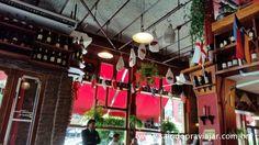 Restaurante Chiquilín Buenos Aires Março 2016