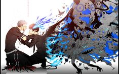 ao no exorcist | Descargar Ao no Exorcist - Openings, Endings, Cover y OST | Openings ...