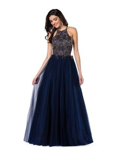 In store now Colour: Navy Size: 18 A Line Prom Dresses, Formal Dresses, Mori Lee Prom, Blush Prom, Dress First, Colour, Bridal, Navy, Store