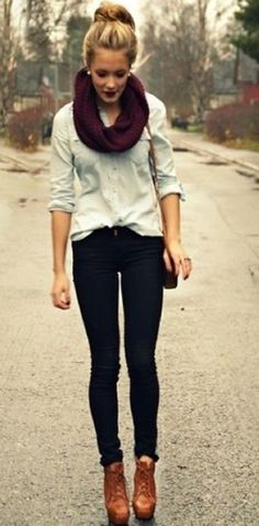 Stylish Fall Outfits For Women (42)
