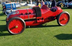 1910 Buick Bug Racer Special 60 at the Amelia Island Concours d'Elegance