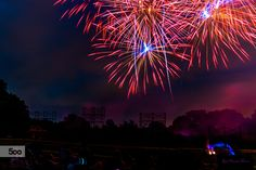 Unavoidable Fireworks by Rich Devant Moore on 500px