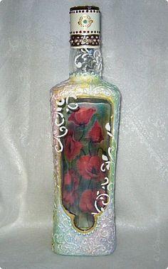 Декор предметов Декупаж Шпаклевка в декоре фото 33