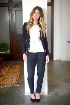 What I Wore to My Interviews with Emily and Geoffrey - Cupcakes