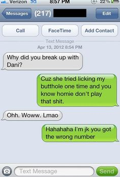 worst breakup texts - Google Search