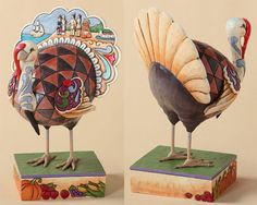 Jim Shore Heartwood Creek Harvest Thanksgiving Collection