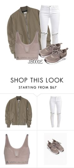 """Untitled #447"" by piinkdreamss ❤ liked on Polyvore featuring Fear of God, FiveUnits, adidas and NIKE"