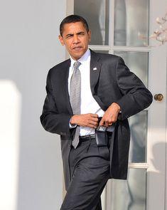President Barack Obama   Community Post: The 51 Hottest Black Men In Hollywood