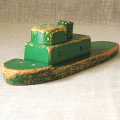 Wooden Car, Wooden Ship, Wooden Toys, Wood Projects, Projects To Try, Boat Art, Wood Boats, Wooden Animals, Trash To Treasure