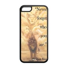 Amazon.com: The Lion King Hard Plastic Back Cover Case for iphone 5C: Cell Phones & Accessories