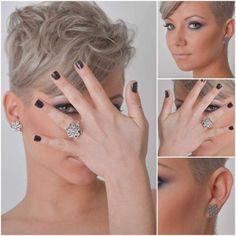 Set fulg de nea, din piulite Studio, Earrings, Jewelry, Ear Rings, Stud Earrings, Jewlery, Bijoux, Schmuck, Jewerly