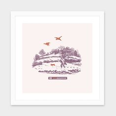 """""""A Vintage Memory"""", Numbered Edition Fine Art Print by Jacques Maes - From $39.00 - Curioos"""