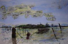 """Riva"" Aquarell 2010"
