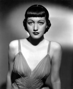 Portrait of Dorothy Lamour by Eugene Robert Richee, 1939