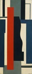 Peinture murale - (Fernand Leger)