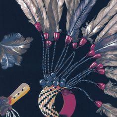 BRAZIL Pattern | Brazil Jewelry | Native American Design | Hermes Paris | Fashion Brand | Wallpaper Design | Fabric Pattern