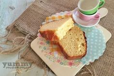 Cake with white chocolate {Κέικ με λευκή σοκολάτα} Baby Food Recipes, Sweet Recipes, Cornbread, Kids Meals, Banana Bread, Cake, Ethnic Recipes, Desserts, 12 Months