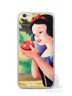 Capa Iphone 6/S Plus Branca de Neve - SmartCases - Acessórios para celulares e tablets :)
