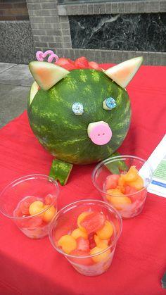 WestVirginia WatermelonPig