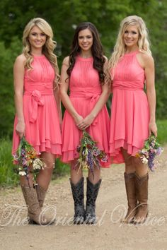 Find More Bridesmaid Dresses Information about 2016 Cheap Country Beach…
