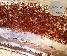 Csíkos kekszes, egyszerű finomság sütés nélkül! - Egyszerű Gyors Receptek Tiramisu, Deserts, Sugar, Baking, Ethnic Recipes, Balls, Food, Bakken, Essen