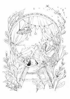 Printable Adult Coloring Pages, Cute Coloring Pages, Coloring Pages To Print, Coloring Sheets, Coloring Books, Tumblr Coloring Pages, Line Art, Sketches, Prints