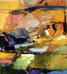 Richard Diebenkorn. Berkeley No. 57. 1955... ●彡