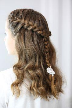 Best designs ideas of peinados de niña para comunion. Cool Braid Hairstyles, Casual Hairstyles, Trendy Haircuts, Short Hairstyles For Women, Bob Hairstyles, Wedding Hairstyles, Medium Hair Styles, Short Hair Styles, Brown Hair Shades