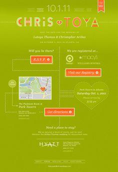Park Tavern, Wedding Invitations Online, Thought Bubbles, Wedding Planning Websites, Wedding Website, Graphic Design Illustration, Celebrity Weddings, Invitation Design, Wedding Decorations