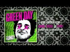 Green day album trailer! Met daarin voor het eerst te zien... de cover van het album!