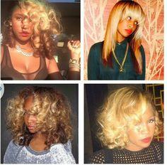 Natural Brazilian Human Virgin Hair Bundles with lace closure Love Hair, Gorgeous Hair, Natural Hair Tips, Natural Hair Styles, Au Natural, Black Curls, Jackson, Relaxed Hair, Hair Laid
