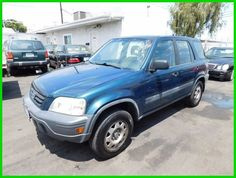 1998 honda cr v lx gas mileage