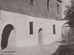 El Portalet de Benicalap en el año 1931. Calle del Portalet y calle de la Azucena. Valencia, Street