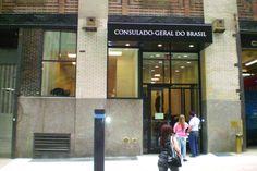 Consulado-Geral do Brasl em NY