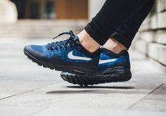 Nike Air Max 1 Ultra Flyknit Dark Blue Men