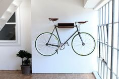 retro koersfiets in interieur 10