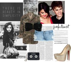 """""""They don't know about the things we do. They don't know that I love you!"""" by lenastillbelieve ❤ liked on Polyvore"""