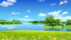 Find the best Wallpaper Beautiful Nature on GetWallpapers. We have background pictures for you! Green Nature Wallpaper, Wallpaper Background Design, Beautiful Nature Wallpaper, Scenery Wallpaper, Landscape Wallpaper, Background Images, Wallpaper Backgrounds, Video Background, Spring Wallpaper