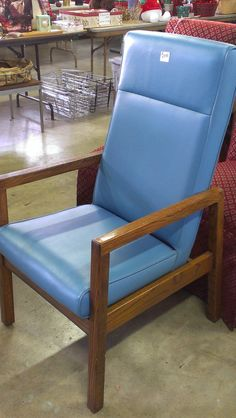 70's style chair