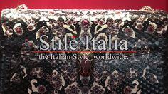 """Italian Fashion"" - ""Bulgari"" - ""2016 Fall - Winter"" Accessories, Bags J..."