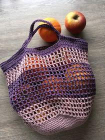 Grandmother: My mother's crochet 1 Free Crochet Bag, Filet Crochet, Crochet Stitches, Knit Crochet, Crochet Patterns, Shoping Bag, Crochet Handbags, Drops Design, Crafty Projects