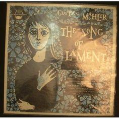 """Gustav Mahler - Das Klagende Lied """"The Song of Lament"""" [Vinyl] vienna State Opera Orchestra, Vienna Chamber Choir under Zoltan Fekete, Ilona..."""