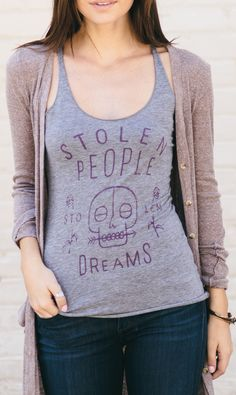 """Stolen People, Stolen Dreams"" --- Human trafficking robs people's lives and dreams. Help fight this injustice! Every shirt sold combats modern-day slavery."