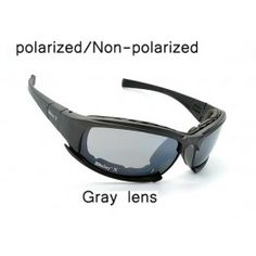 0f00f97d916 Daisy X7 Daisy Bulletproof Goggles military UV400 polarized sunglasses  glasses 4 lens. Shooting game Tactical