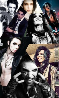 black veil brides 2013 | ... ❤️ Andy (and the rest of the band)
