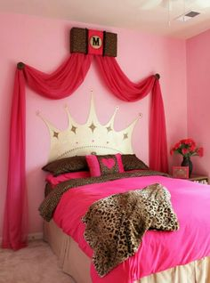 Brookes new bedroom!!!!!
