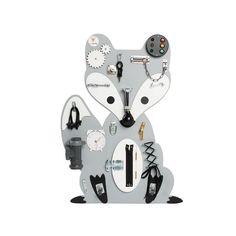 Leon Zawodowiec tablica manipulacyjna - Foxy Family Montessori Toddler, Montessori Toys, Toddler Toys, Baby Sensory Play, Sensory Toys, Panel Led, Preschool Gifts, Travel Toys, Baby Travel