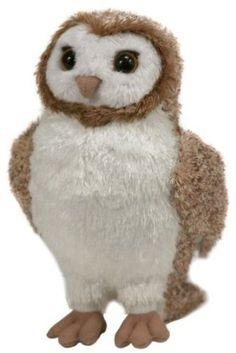 Amazon.com: Ty Beanie Baby Soren - Guardians of Ga'Hoole owl: Toys & Games