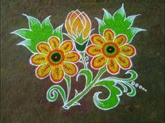 Crochet Bows, Indian Language, Simple Rangoli, Rangoli Designs, Art, Art Background, Kunst, Performing Arts, Crochet Bow Ties